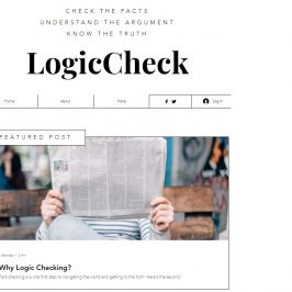 Introducing LogicCheck.net