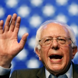 Arguing with Bernie